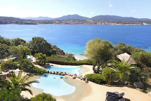 Week-end romantique dans un établissement de luxe au Sud de la Corse