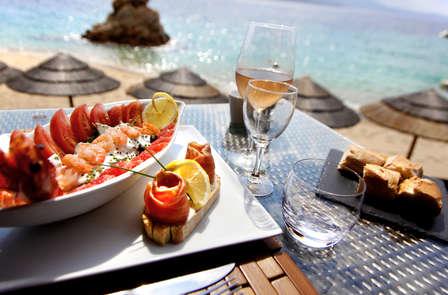Week-end avec dîner dans un établissement de luxe au Sud de la Corse