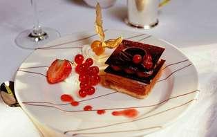 Week-end romantique avec dîner au Luxembourg