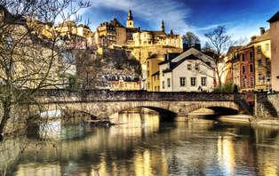 Promotion spéciale: citytrip dans la ville historique de Luxembourg