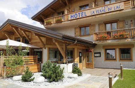 Week-end détente au coeur de la Haute-Savoie à Thyez