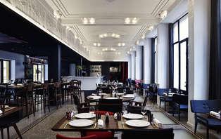 Week-end détente avec diner gastronomique au coeur de Paris