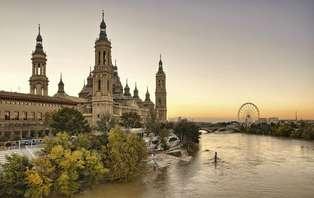 Escapada con 2x1 en restauración en el centro de Zaragoza (desde 2 noches)