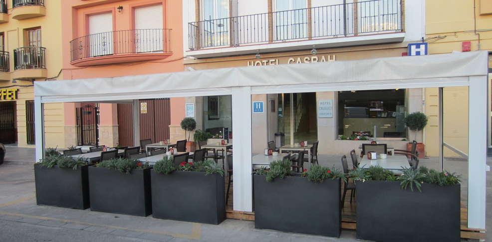 Hotel Casbah (inactif) -