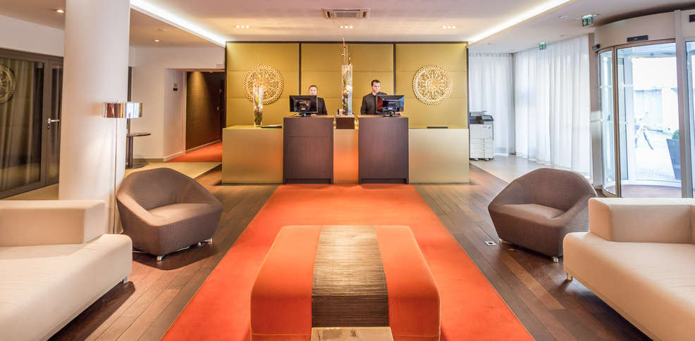 H tel hipark grenoble h tel de charme grenoble for Hotel design grenoble