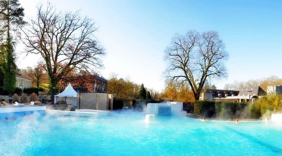Week end thalasso mondorf les bains avec soin au choix for Piscine mondorf
