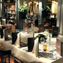 Arrangementen bij de beste hotels en restaurants