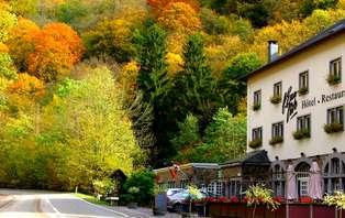 Week-end aux coeur des Ardennes belges