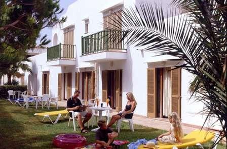 Apartamento familiar en pensión completa para todos en Cala d'Or-Mallorca