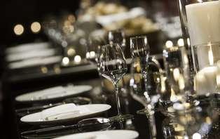 Week-end romantique de luxe avec dîner à Bruxelles (à partir de 2 nuits)