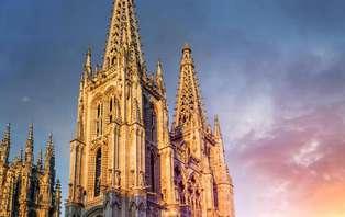 Especial Ciudades Monumentales: Descubre la gastronomía y cultura de Burgos (Desde 2 noches)