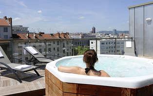 Week-end détente en plein coeur de la ville de Lyon