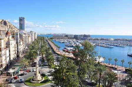 Especial Parejas: Vive Alicante (desde 2 noches)