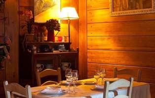 Escapada con cena tradicional en plena naturaleza vasca (2 noches)