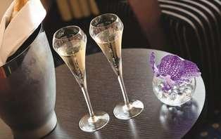 Week-end romantique aux portes de Paris avec Champagne