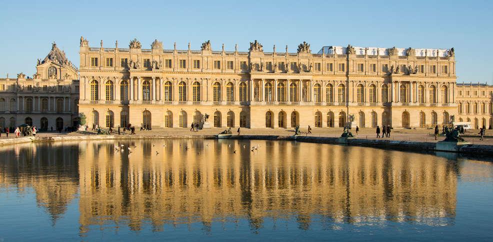Week end culturel versailles avec 1 visite du ch teau de - Les jardins du chateau de versailles ...