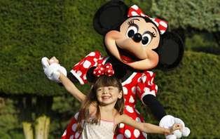 Week-end de charme en famille avec entrées aux 2 parcs Disney®