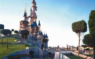 Week-end de charme avec entrées aux 2 parcs Disney®