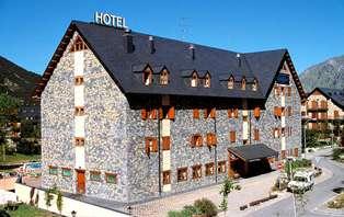 Escapada con media pensión en un Resort de Boí Taüll