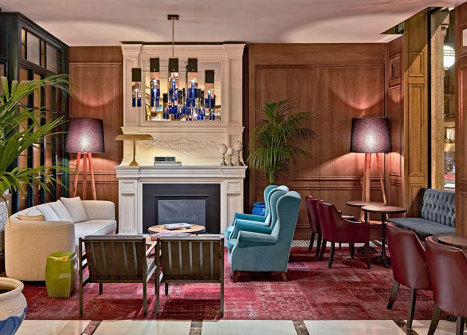 Boutique Hotel H10 Villa de la Reina - Rincon-lobby-1.jpg