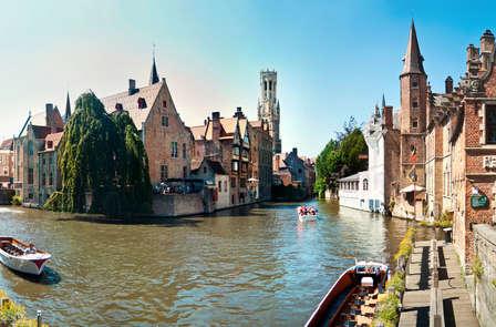 Découverte de la belle ville de Bruges