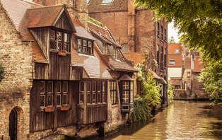 Week-end de charme à Bruges