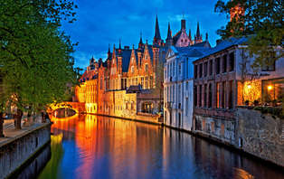 Week-end au coeur de Bruges (à partir de 2 nuits)