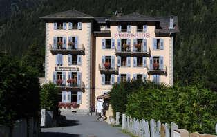 Offre spéciale: Week-end à Chamonix