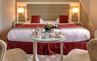 Weekend détente et prestige au Westminster & Spa