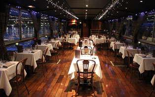 Week-end au coeur de Paris avec dîner croisière à la Marina