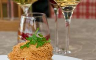 Week-end détente avec dîner en Alsace