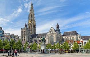 Romantisch weekend in executive kamer in Antwerpen (vanaf 2 nachten)
