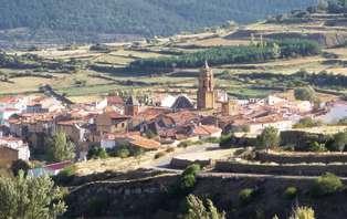 Escapada con acceso al spa en un Palacio  de Teruel