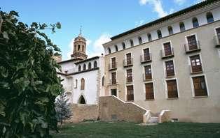 Escapada con aperitivo de bienvenida en Teruel