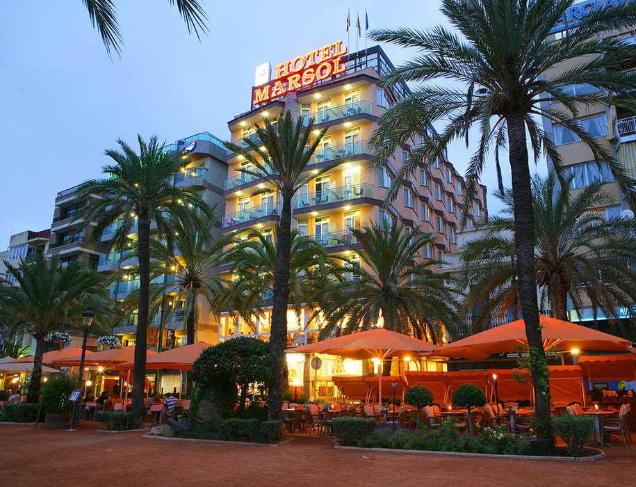 Lloret De Mar Hotel Pas Cher