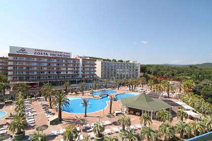 Hotel Lloret Del Mar Avec Piscine Interieure