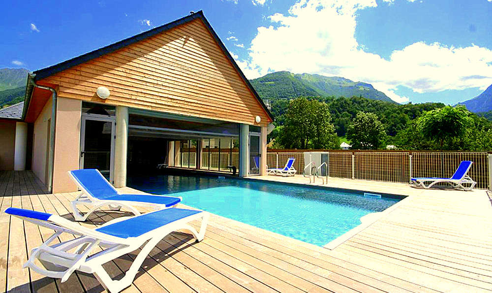 Hotel Luz Saint Sauveur Avec Piscine