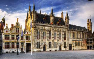 Week-end dans le centre historique à Bruges