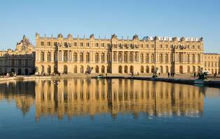 Week-end détente en chambre confort vue forêt avec entrée au Château de Versailles (Pass 2 Jours)