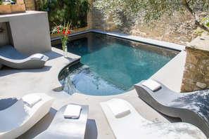 Week-end bien-être avec massage dans un hôtel de charme entre Uzès et le Pont du Gard