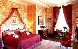 Week-end dans un Château de charme en chambre deluxe à 50 minutes de Paris