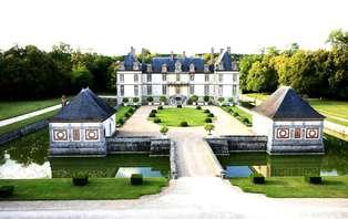 Escapada con encanto en un castillo a 50 minutos de París