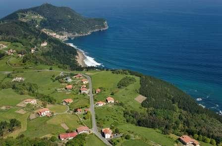 Oferta especial: escapada rural a la Costa Vasca (desde 2 noches)