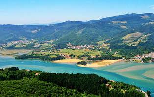Especial Minivacaciones: Escapada con acceso al Spa en Privado en la Costa Vasca (4 noches)