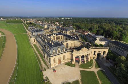 Week-end détente avec entrée au Domaine de Chantilly