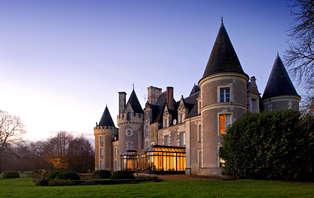 Offre spéciale : Week-end golf & bien-être avec dîner en Touraine