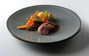 Week-end pur plaisir avec dîner 4 plats à Bruges