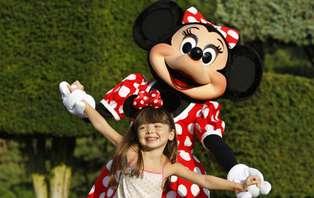 Week-end en famille avec entrée aux 2 parcs Disney®