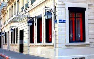 Offre spéciale: Week-end en plein cœur de Lyon