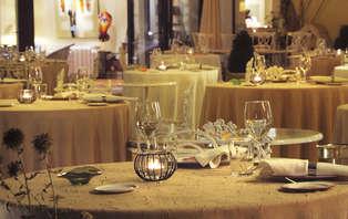 Week-end gourmand avec dîner gastronomique à proximité de Rocamadour
